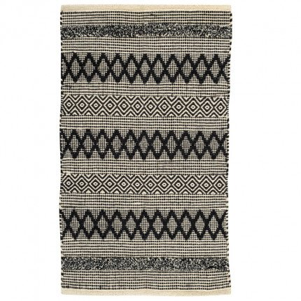 Χαλί All Season Διαδρόμου 70X140 Das Home Carpet 7006 Μαύρο