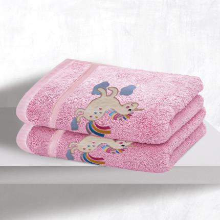 Βρεφικές Πετσέτες (Σετ 2 Τμχ) Sb Home Baby Horse