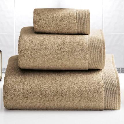 Πετσέτα Προσώπου 50X100 Sb Home Elegante Beige