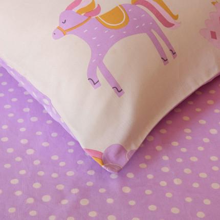 Σεντόνια Μονά (Σετ) 160X260 Kocoon Little Princess