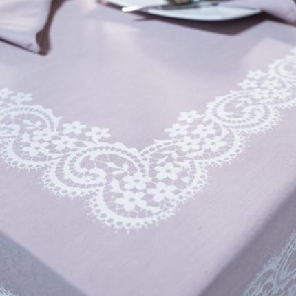 Πετσέτες Φαγητού (Σετ 4 Τμχ) 43X43 Teoran Dantelle 12