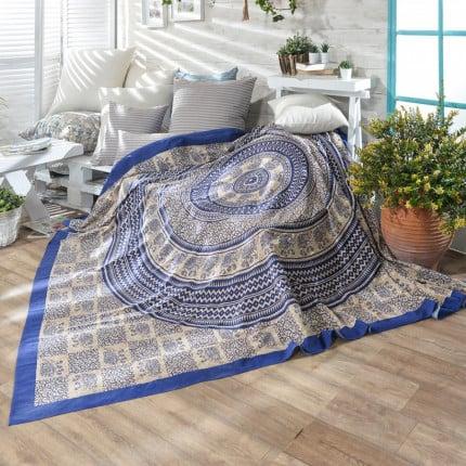 Κουβέρτα Καναπέ 210X230 Teoran Boho 04