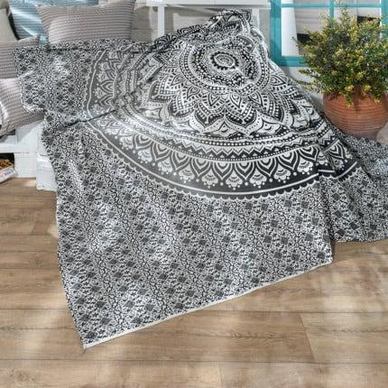 Κουβέρτα Καναπέ 210X230 Teoran Boho 06