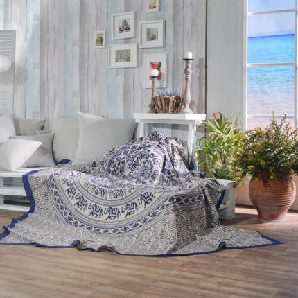 Κουβέρτα Καναπέ 210X230 Teoran Boho 01
