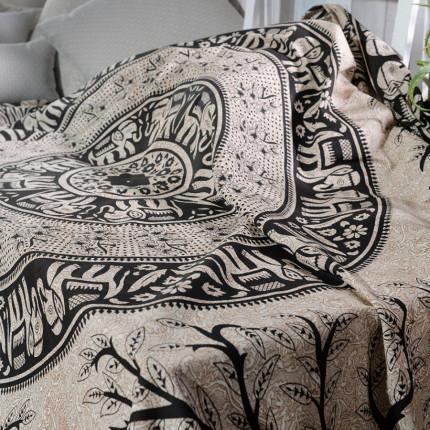 Κουβέρτα Καναπέ 210X230 Teoran Boho 02