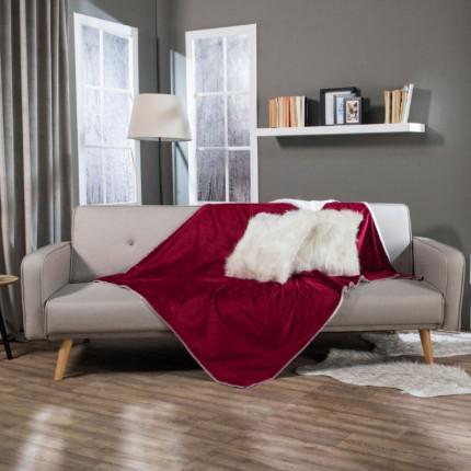 Κουβέρτα Καναπέ 130X160 Teoran Velvet 10