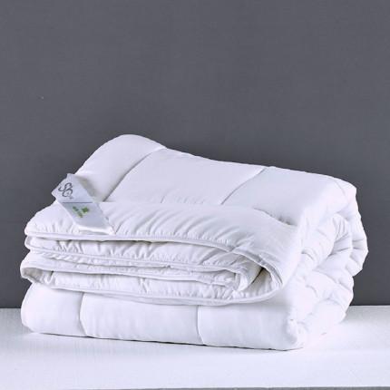 Πάπλωμα Λευκό Υπέρδιπλο 220x240 Sb Home Aloe Vera Λευκο