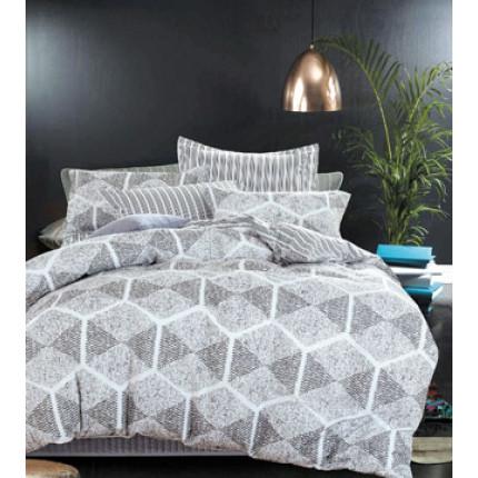 Σεντόνια+Κουβερλί Υπέρδιπλο 220x240 Palamaiki Bed In A Bag B0680