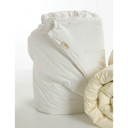 Πάπλωμα Μονό (Σετ 1+1) 160x240 Aloe vera Palamaiki White Comfort White