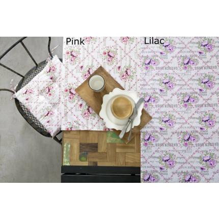 Σετ Σουπλά (2 x 30x50) - Nima Garden Rose