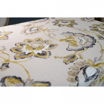 Κουρτίνα Με Τρέσα 140X260 Teoran Venice