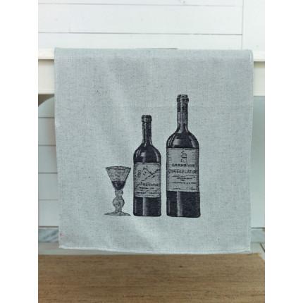 Τραβέρσα 50x150 Wine Palamaiki Kitchen Collection /5