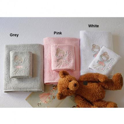 Παιδικές Πετσέτες (Σετ 2 Τμχ) Melinen Fairy