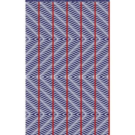 Πετσετα Θαλασσης 95x160 Seas Palamaiki Beach Towel Blue