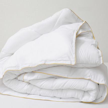 Πάπλωμα Λευκό 220X240 Περκάλι Melinen Basics/Underwear Λευκο