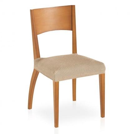 Σετ (2 Τμχ) Ελαστικά Καλύμματα-Καπάκια Καρέκλας Peru