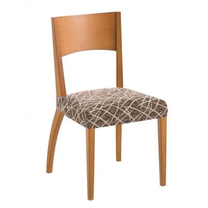 Σετ (2 Τμχ) Ελαστικά Καλύμματα-Καπάκια Καρέκλας Grecia