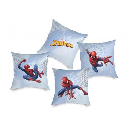 Διακοσμητικό Μαξιλάρι 42x42 Palamaiki Disney Spiderman Manhattan