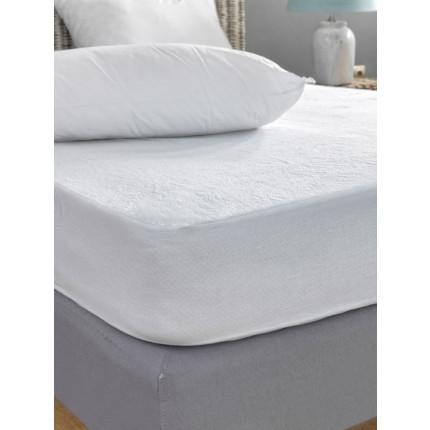 Αδιάβροχο Κάλυμμα Μαξιλαριών 50X70 Palamaiki White Comfort Jersey Waterproof