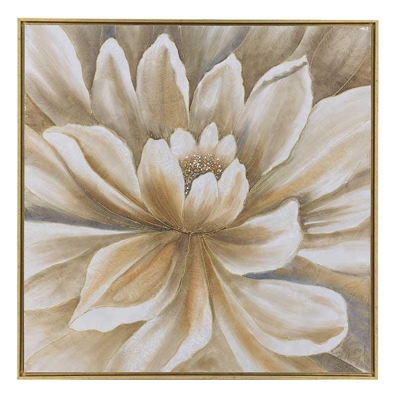 Πίνακας Σε Καμβά Inart 3-90-859-0126