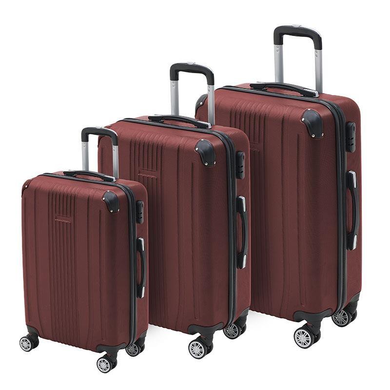 Βαλίτσα Ταξιδιού Σετ Των 3 Click 6-70-059-0057