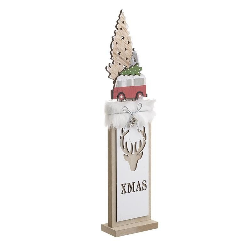 Χριστουγεννιάτικο Διακοσμητικό Inart 2-70-540-0065