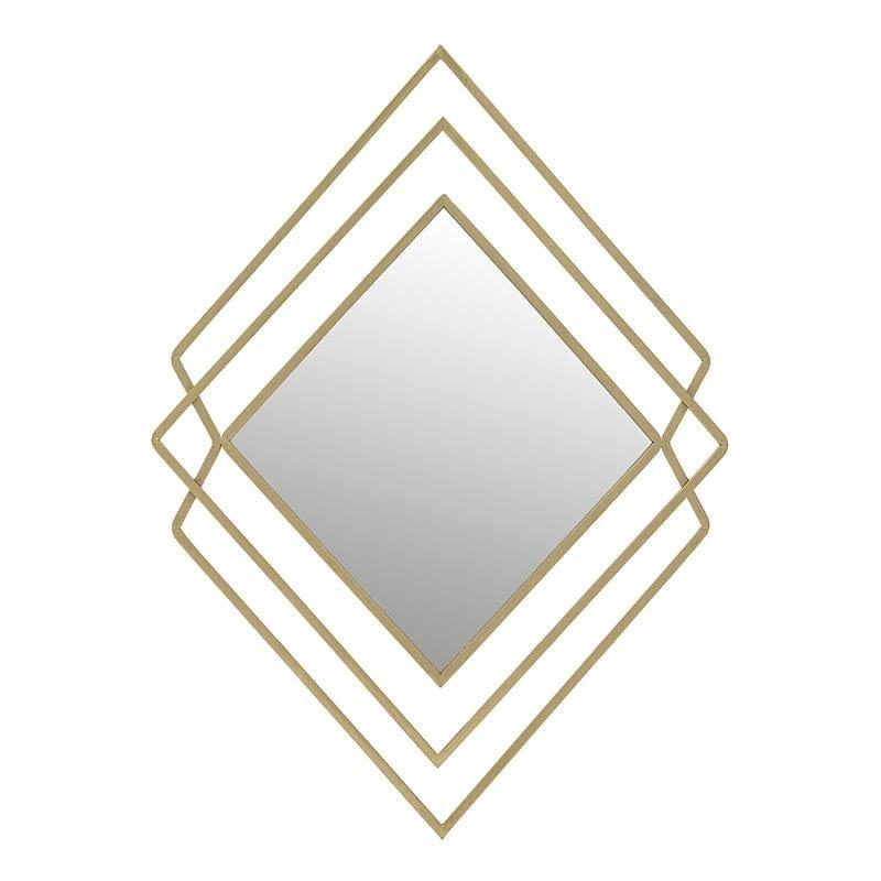 Καθρέπτης Τοίχου Inart 3-95-161-0050