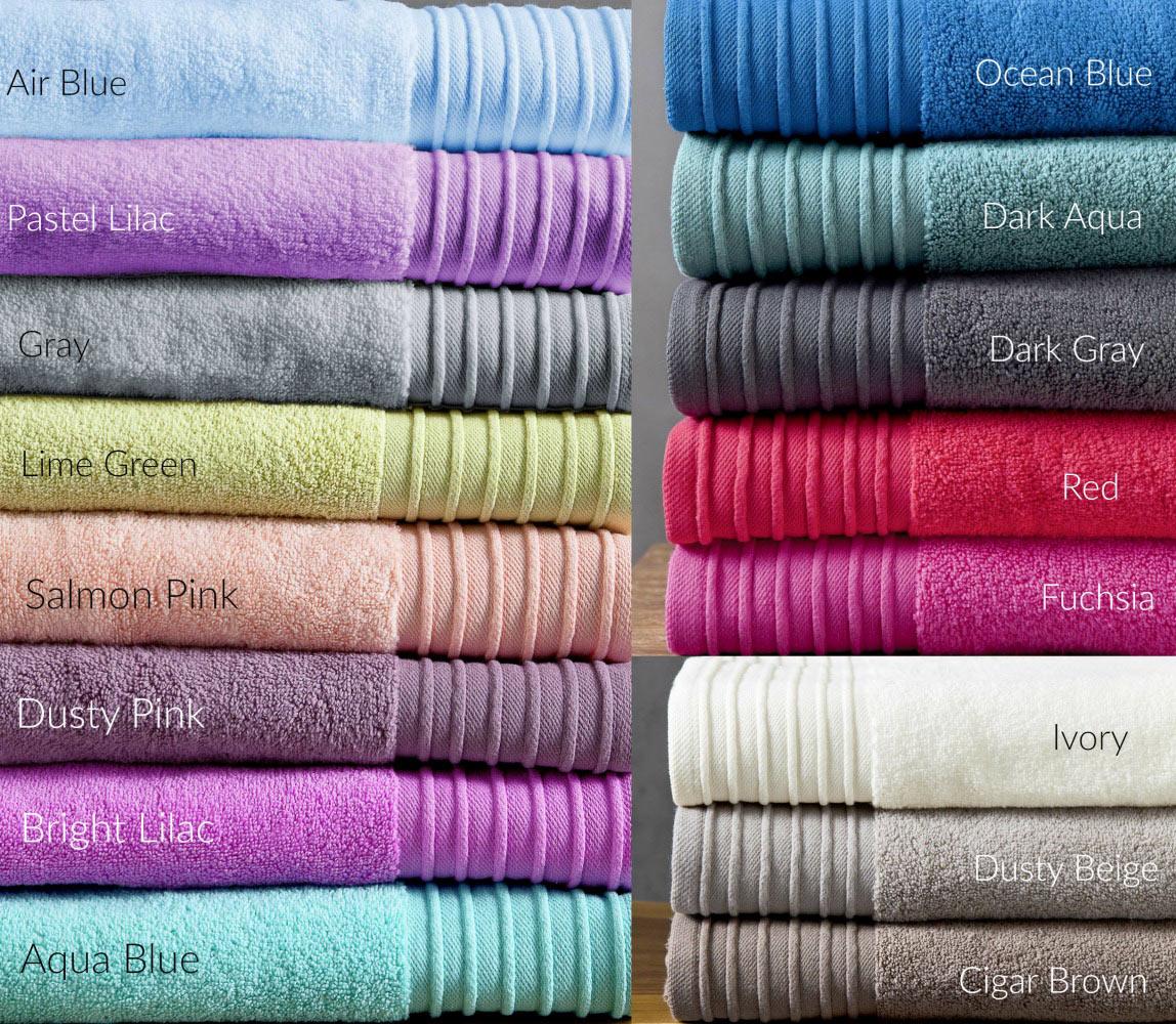 Πετσέτα Προσώπου (50×100) Feel Fresh – Nima Dusty Pink