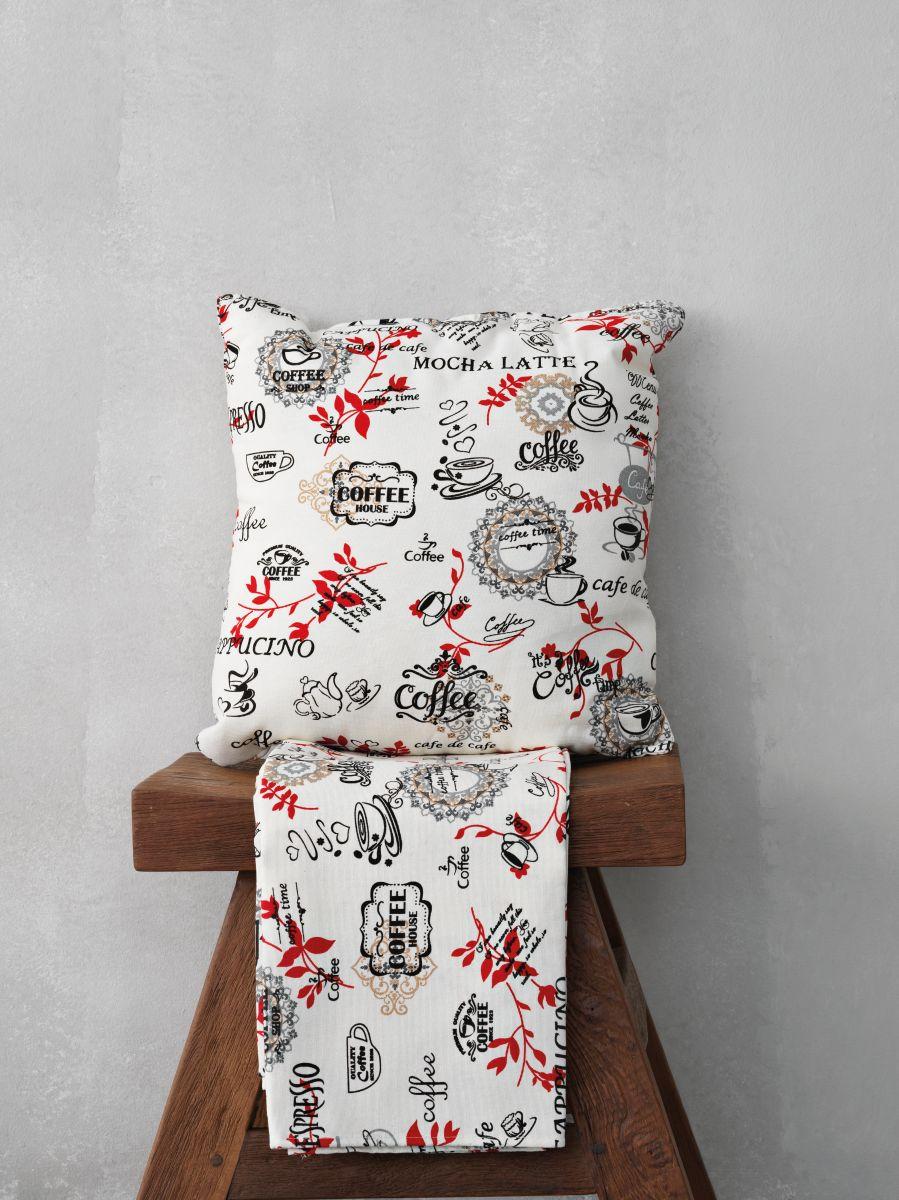 Διακοσμητικό Μαξιλάρι 40x40 4016 Palamaiki Happy Home λευκά είδη σαλόνι διακοσμητικές μαξιλαροθήκες μαξιλάρια μαξιλάρια καρέκλας