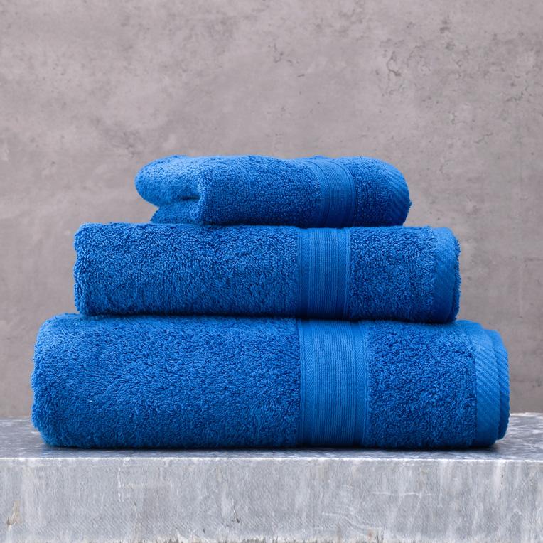 Πετσέτα Μπάνιου 70X140 Rythmos Illusion Μπλε
