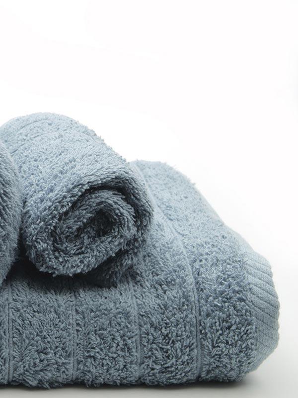 Πετσέτες Μπάνιου (Σετ 3 Τμχ) Sunshine Dory 9 Aqua