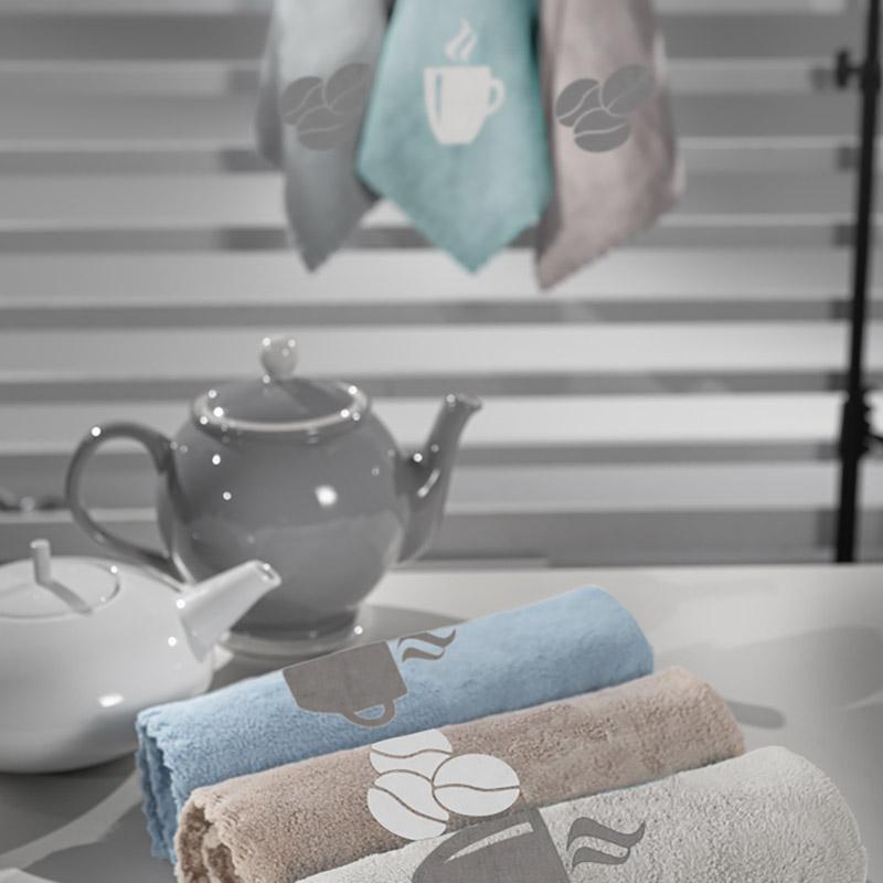 Πετσέτες Κουζίνας (Σετ 3 Τμχ) 35×50 Guy Laroche Gourmet Kitchen 11