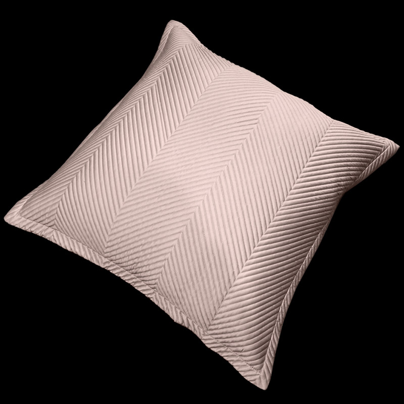 Διακοσμητική Μαξιλαροθήκη 60×60 Guy Laroche Venere Amethyst (60×60)