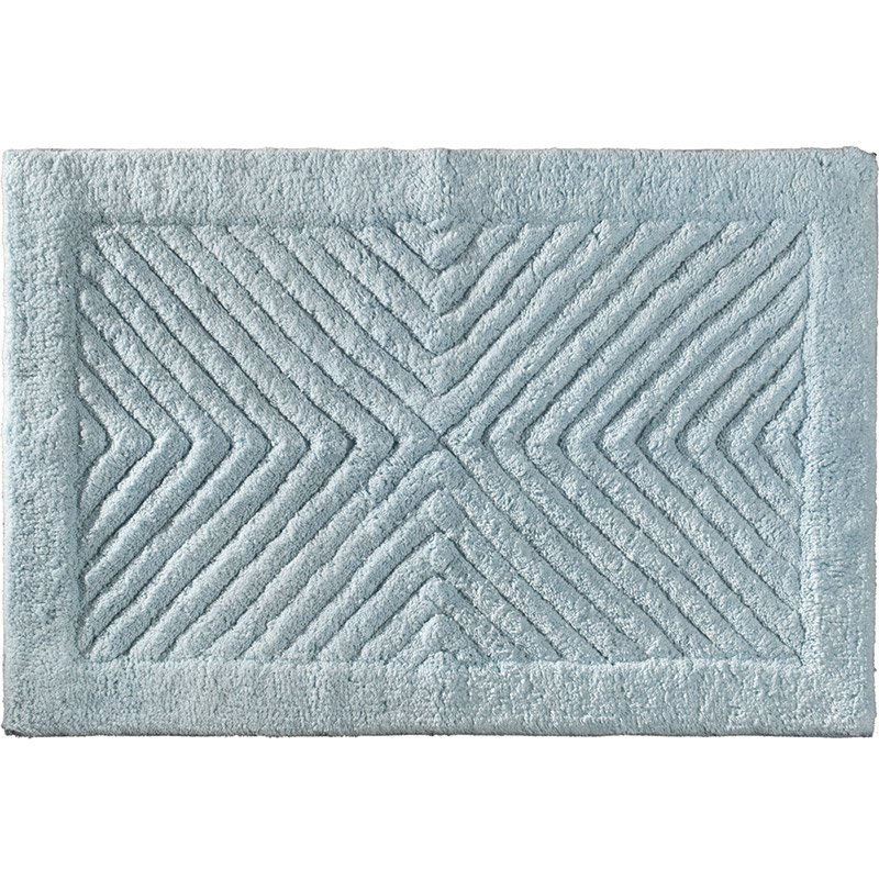 Πατάκι Μπάνιου 70×120 Guy Laroche Mozaik Sky