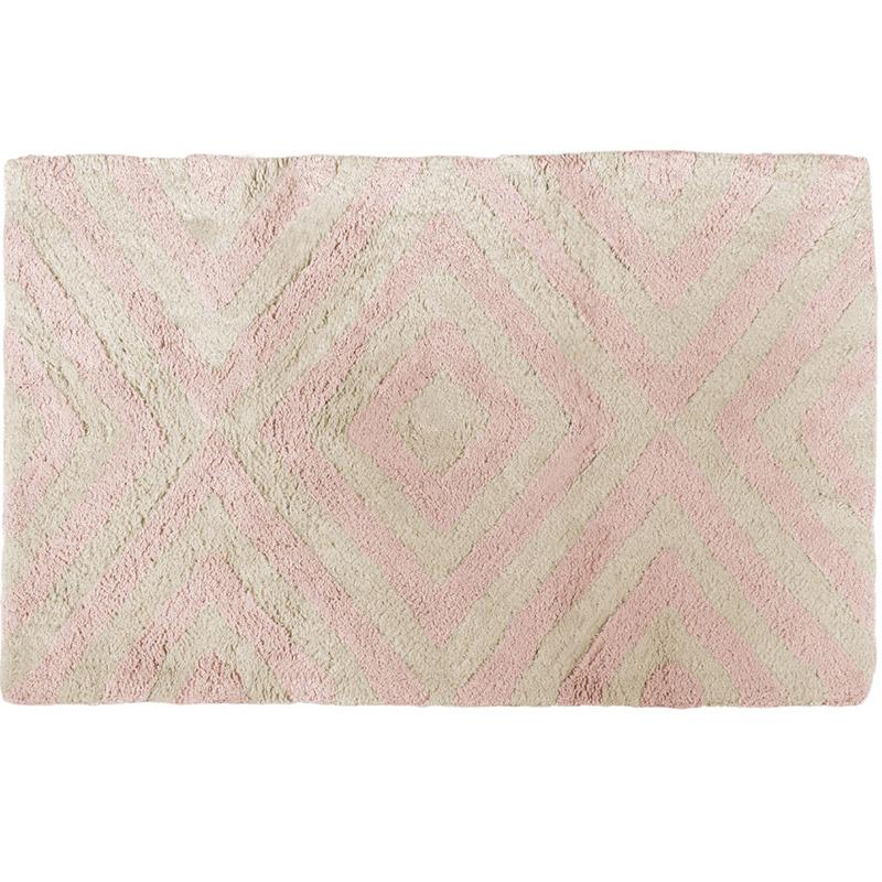 Πατάκι Μπάνιου 40×60 Guy Laroche Veta Old Pink