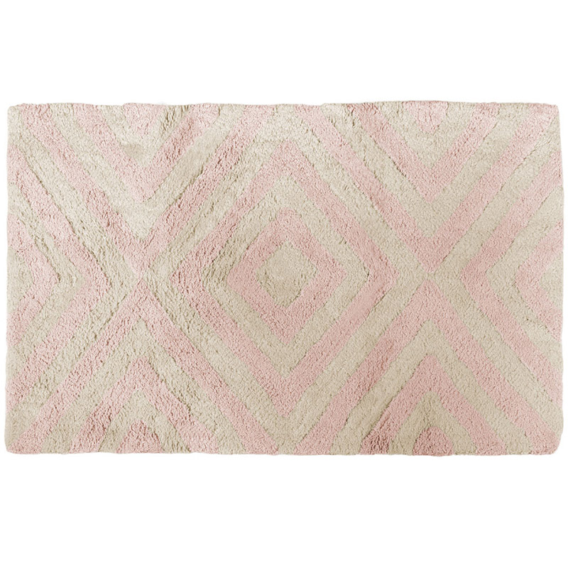 Πατάκι Μπάνιου 70×120 Guy Laroche Veta Old Pink