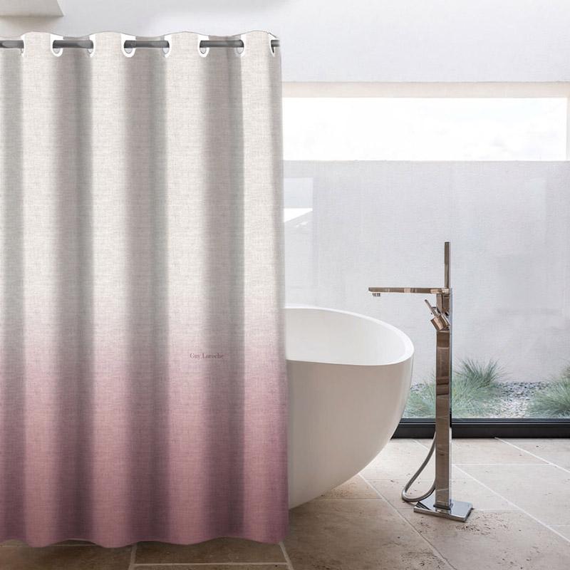 Κουρτίνα Μπάνιου 240×185 Guy Laroche Mykonos Amethyst