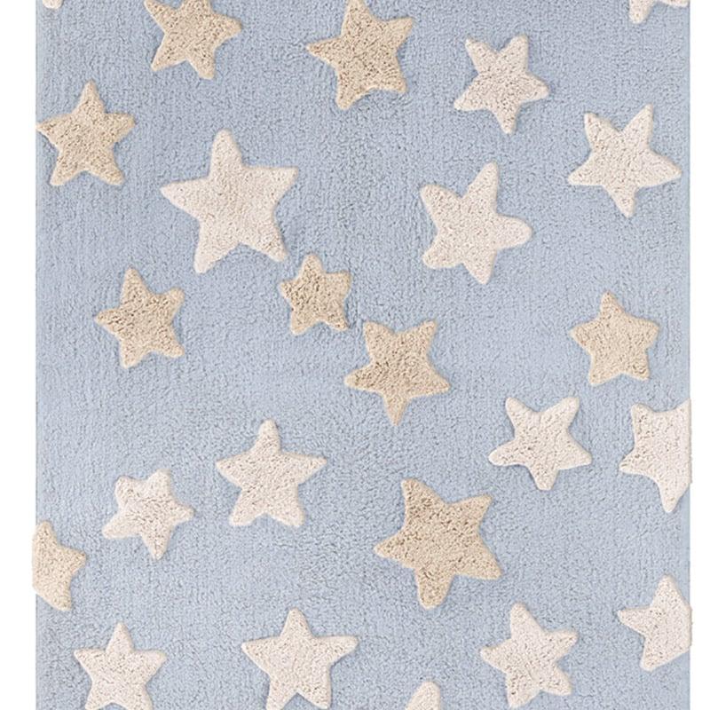 Παιδικό Χαλί 130×180 Guy Laroche Night Sky L.Blue