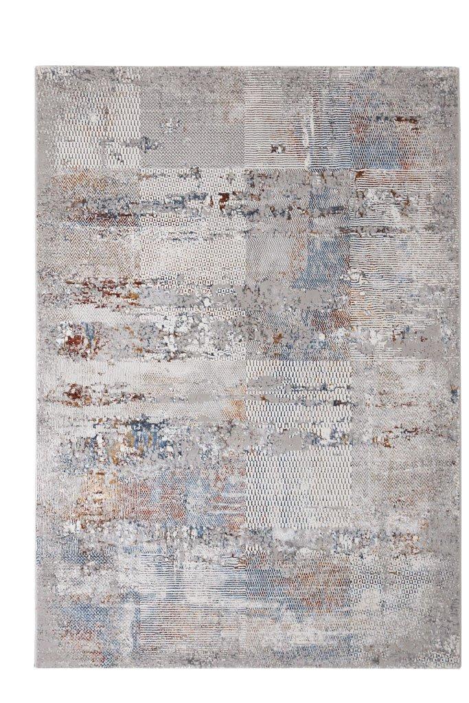Χαλιά Κρεβατοκάμαρας (Σετ 3 Τμχ) Royal Carpet Charleston 0.67X5.00Bedset – 635C L.Grey