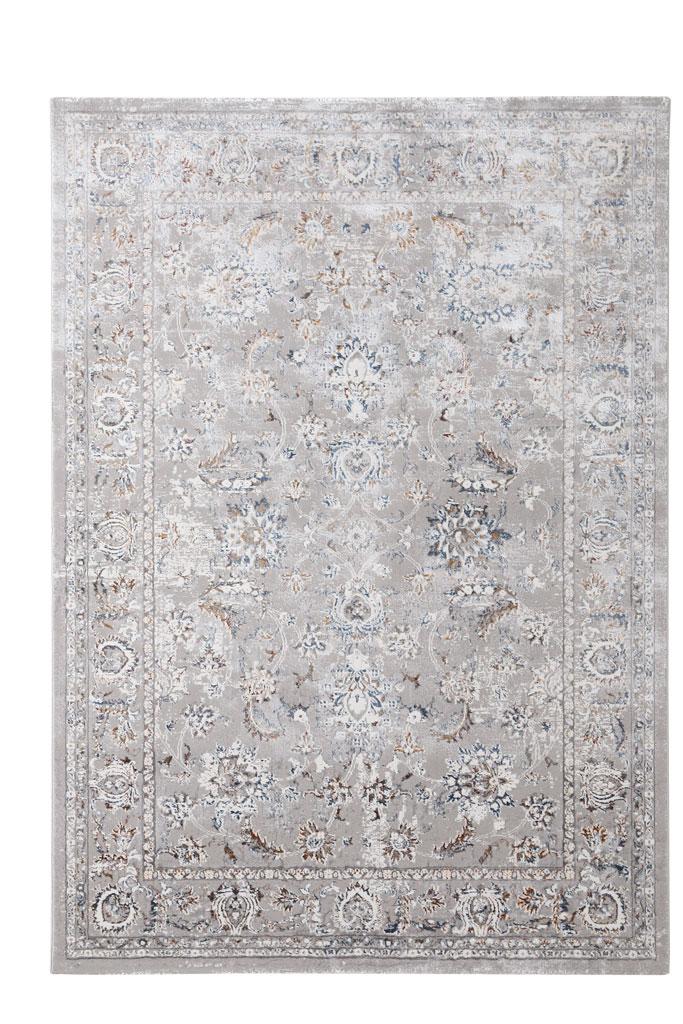 Χαλιά Κρεβατοκάμαρας (Σετ 3 Τμχ) Royal Carpet Charleston 0.67X5.00Bedset – 648B L.Grey