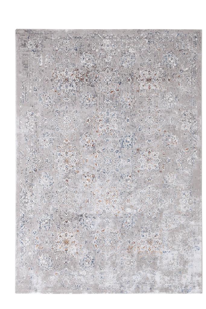 Χαλιά Κρεβατοκάμαρας (Σετ 3 Τμχ) Royal Carpet Charleston 0.67X5.00Bedset – 661C L.Grey