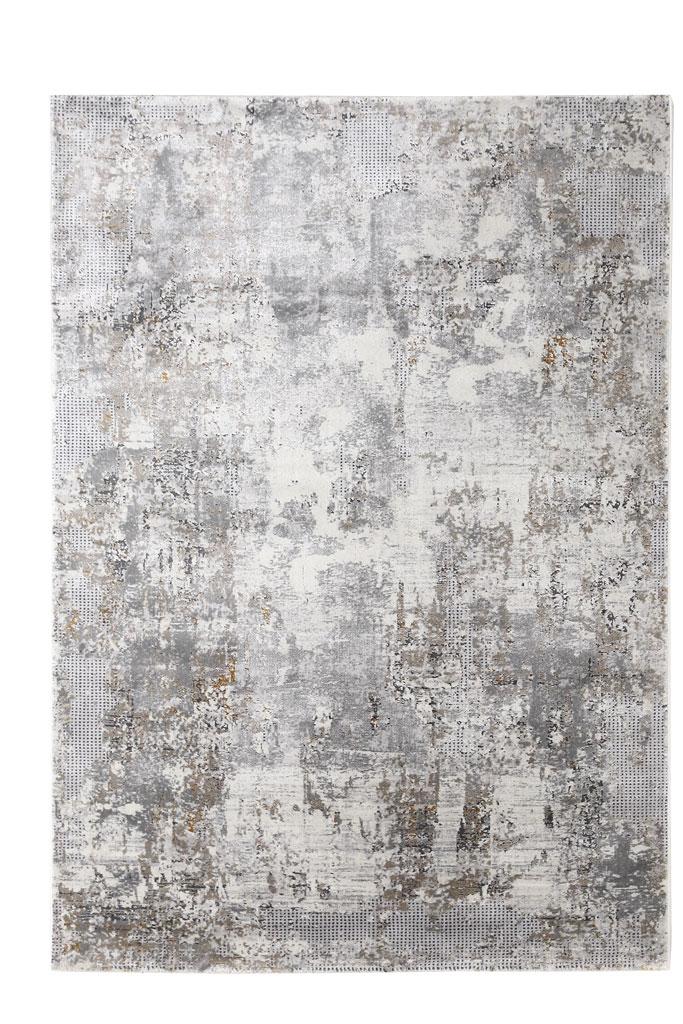 Χαλιά Κρεβατοκάμαρας (Σετ 3 Τμχ) Royal Carpet Feyruz 0.67X5.00Bedset – 765A L.Grey