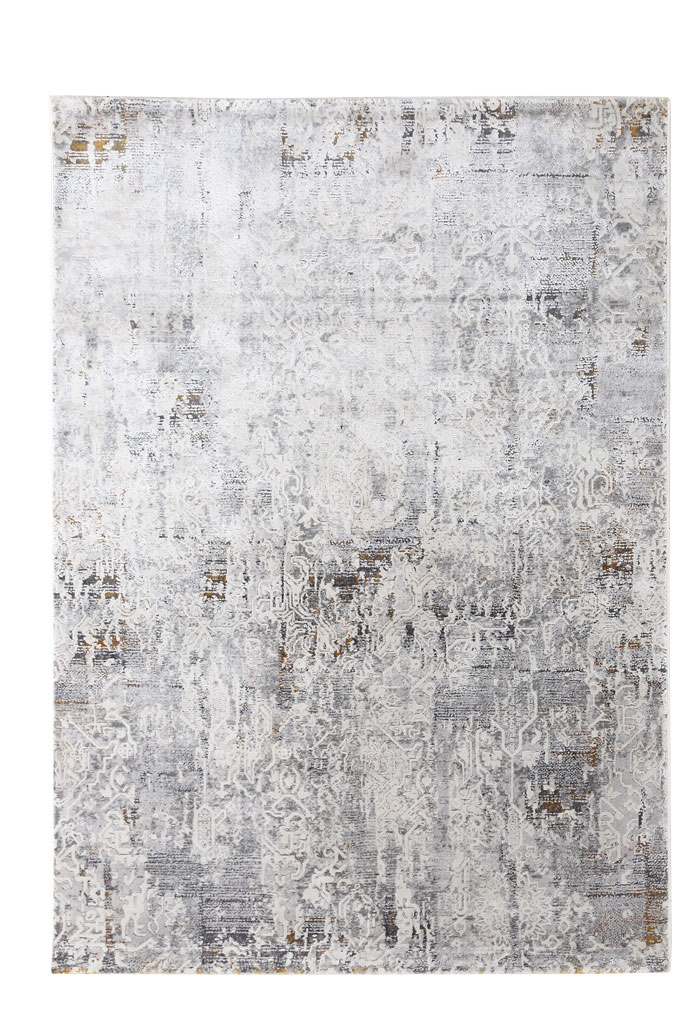 Χαλιά Κρεβατοκάμαρας (Σετ 3 Τμχ) Royal Carpet Feyruz 0.67X5.00Bedset – 829A L.Grey