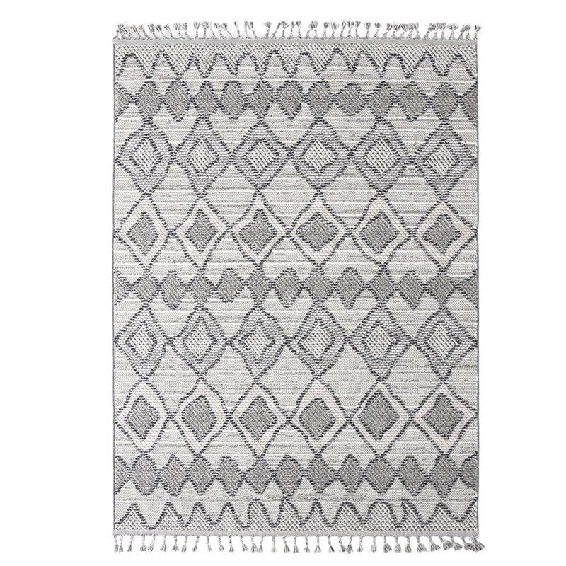 Χαλί Διαδρόμου Royal Carpet Linq 0.67X1.40 – 8214A Beige/D.Grey