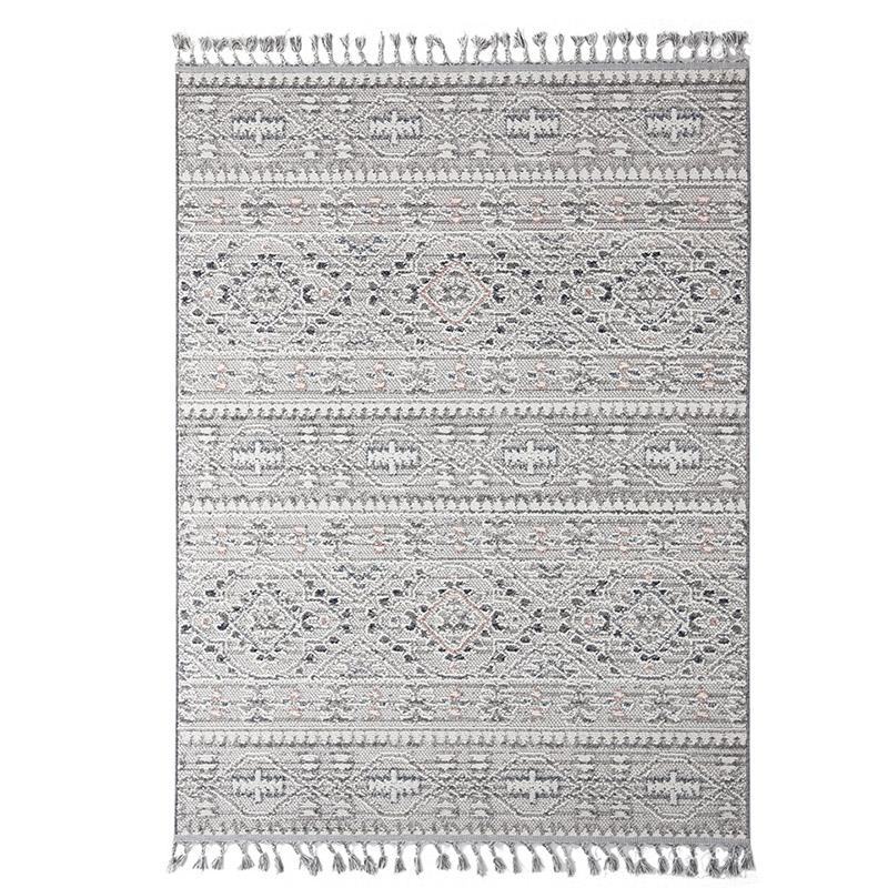 Χαλί Διαδρόμου Royal Carpet Linq 0.67X1.40 – 8235E Beige/D.Grey