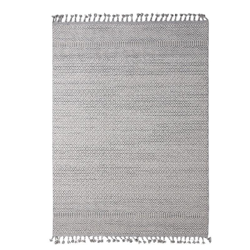 Χαλί Διαδρόμου Royal Carpet Linq 0.67X1.40 – 8309A Beige/D.Grey