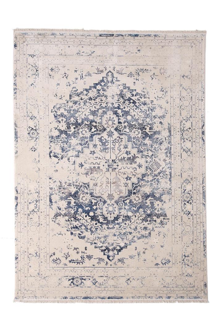 Χαλία Κρεβατοκάμαρας Σετ Royal Carpet Galleries Pure 0.67X4.62Bedset – 34 Blue