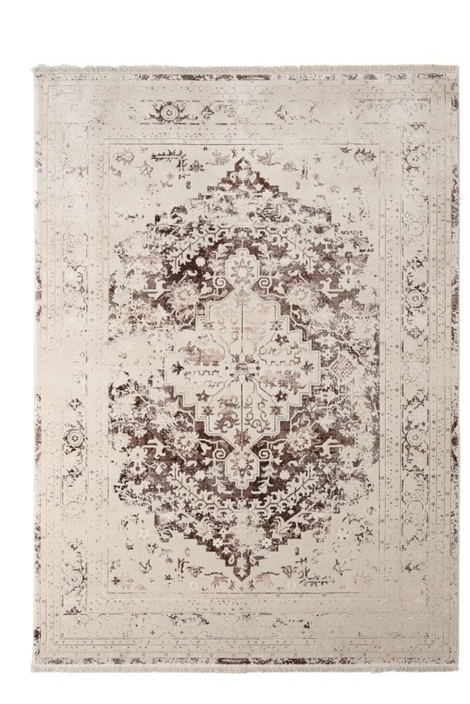 Χαλιά Κρεβατοκάμαρας (Σετ 3 Τμχ) Royal Carpet Galleries Pure 0.67X4.62Bedset – 34 Brown
