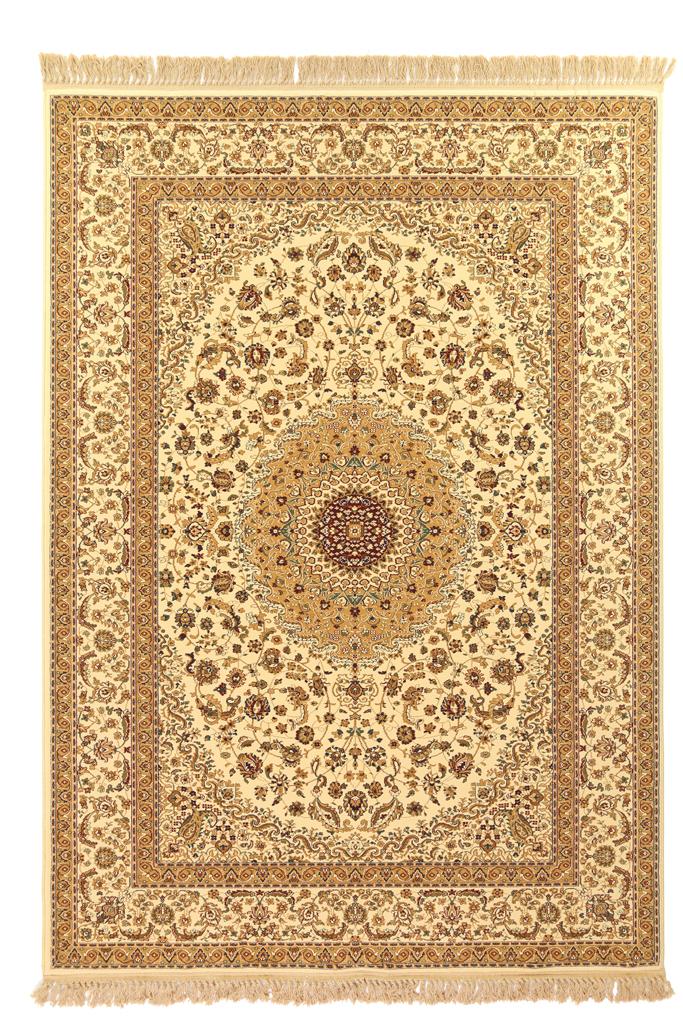 Χαλιά Κρεβατοκάμαρας (Σετ 3 Τμχ) Royal Carpet Galleriess Sherazad 0.67X5.20Bedset-8351/10 Ivory