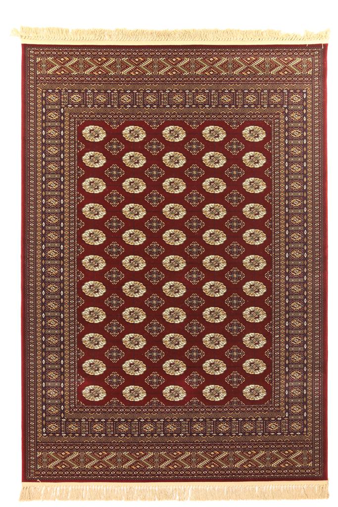 Χαλιά Κρεβατοκάμαρας (Σετ 3 Τμχ) Royal Carpet Galleriess Sherazad 0.67X5.20Bedset-8874/320 Red